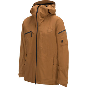 Peak Performance M's Alpine Jacket Honey Brown